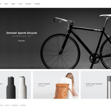 Kroth – Business Theme